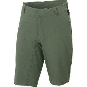Sportful Giara Overshorts Men dry green